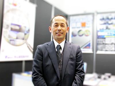 代表取締役社長 村松 善太郎