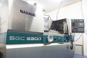 超精密成形平面研削盤(10nm制御) ナガセインテグレックス SGC630α S4-Zero3