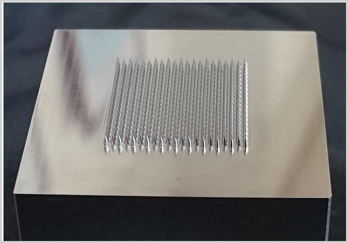 マイクロニードルマスター型